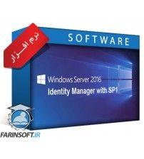 نرم افزار  Microsoft Identity Manager 2016 SP 1