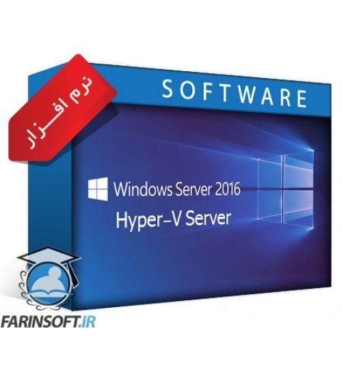 سیستم عامل Windows Hyper-V Server 2016