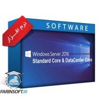 سیستم عامل Windows Server Standard Core and Datacenter Core 2016