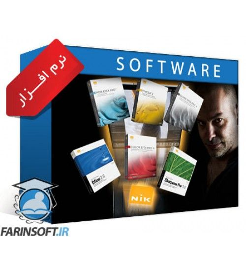 برترین پلاگین های فوتوشاپ در Nik Software Complete Collection 1.2.11