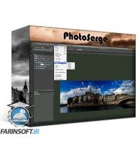 آموزش PhotoSerge Photoshop: Panoramas