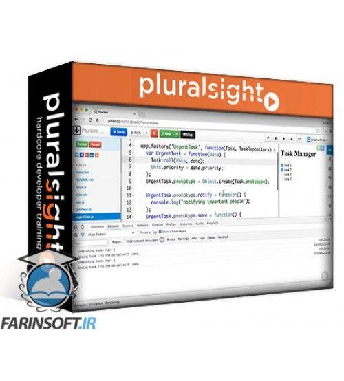 آموزش PluralSight Practical Design Patterns in JavaScript