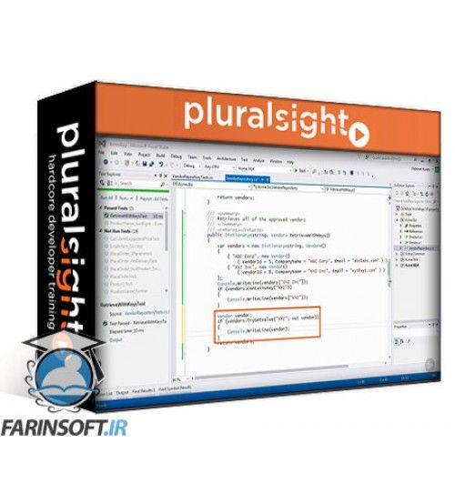 آموزش PluralSight C# Best Practices: Collections and Generics