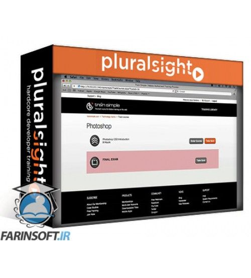 آموزش PluralSight CSS3 Box Model