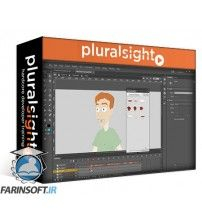 دانلود آموزش PluralSight Flash CC Animate a Talking Character