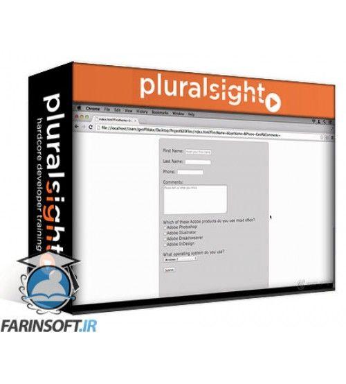 آموزش PluralSight HTML5 Forms