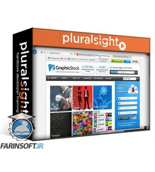 آموزش PluralSight Photoshop CC for the Web