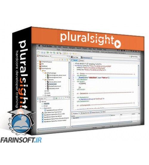 آموزش PluralSight Flash Builder 4 Introduction