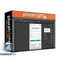 آموزش PluralSight Muse CC Mobile Layouts
