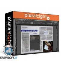 دانلود آموزش PluralSight InDesign CC Integration with InCopy CC