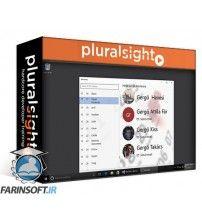 آموزش PluralSight Introduction to Universal Windows Platform Development with XAML