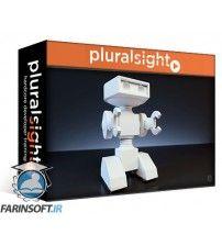 آموزش PluralSight Modeling an Articulated Character for 3D Printing with Maya