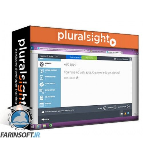 آموزش PluralSight Preparing to Pass the Microsoft Azure 70-533 Exam