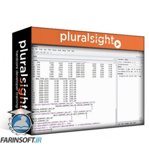 آموزش PluralSight Understanding Machine Learning with R