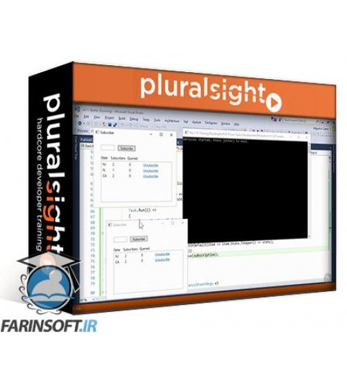 دانلود آموزش PluralSight WCF Power Topics