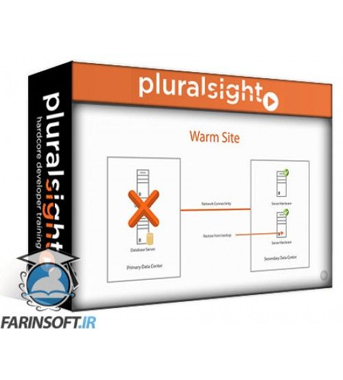 آموزش PluralSight Disaster Recovery for CompTIA Server+ (SK0-004)