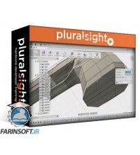 آموزش PluralSight Advanced Modeling Techniques With Fusion 360