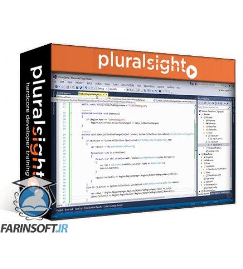 آموزش PluralSight Prism Problems & Solutions: Loading Dependent Views