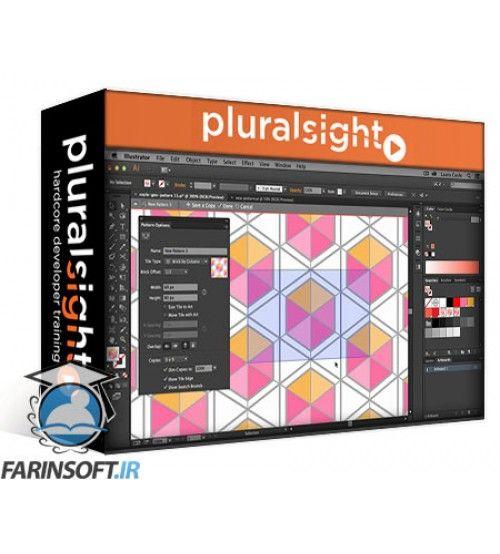 آموزش PluralSight Illustrator CC Web Patterns