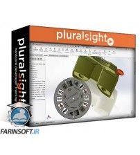 آموزش PluralSight SOLIDWORKS Essentials - Designing Molded & Casted Parts