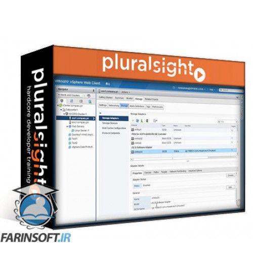 آموزش PluralSight vSphere 6 Foundations: Perform Basic Troubleshooting