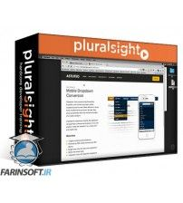آموزش PluralSight Hands on Responsive Design Using a CSS Preprocessor
