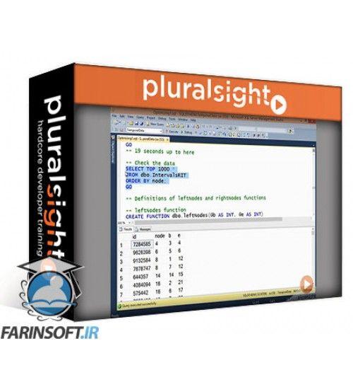 آموزش PluralSight Working With Temporal Data in SQL Server