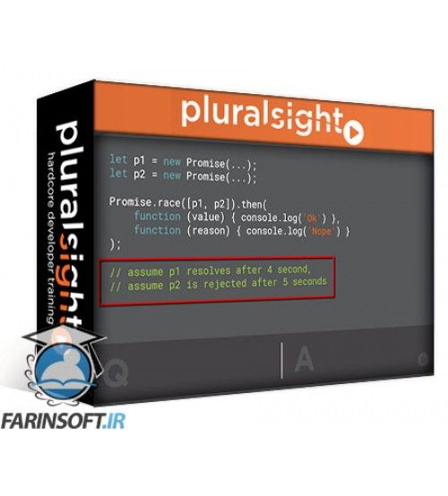آموزش PluralSight Rapid ES6 Training