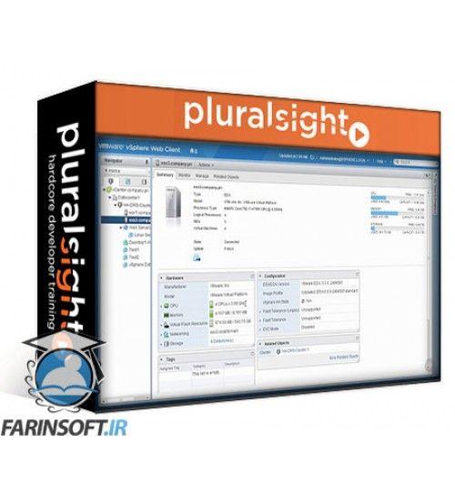 آموزش PluralSight vSphere 6 Foundations: Perform Basic Monitoring