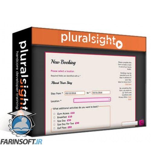 آموزش PluralSight Making a Web Form Accessible