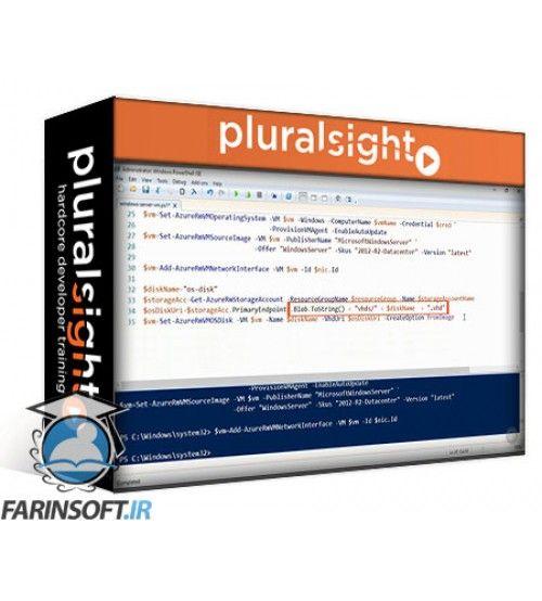 آموزش PluralSight Managing Azure IaaS with PowerShell