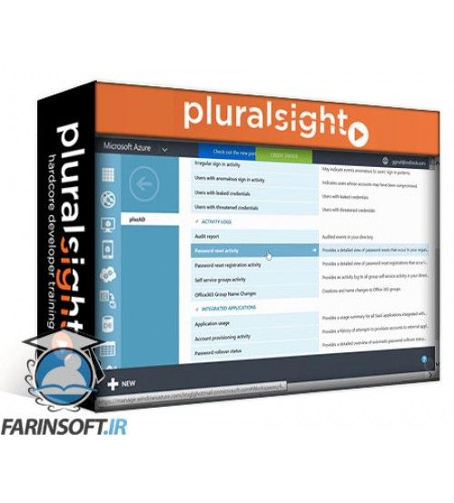 آموزش PluralSight Getting Started: Hybrid Identity with Microsoft Azure