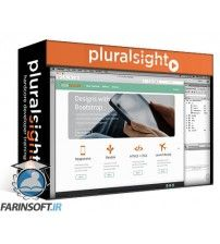 آموزش PluralSight Dreamweaver CC Responsive Design with Bootstrap