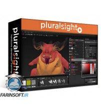 آموزش PluralSight Stylized Texturing in Substance Painter