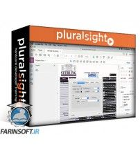 آموزش PluralSight Acrobat DC Working with Forms