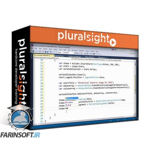 آموزش PluralSight Aspose.Words for .NET: Creating Dynamic Documents