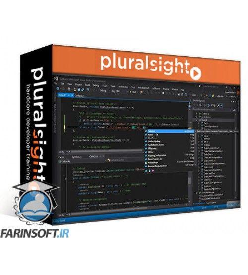 آموزش PluralSight Code-first Entity Framework with Legacy Databases