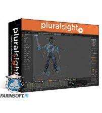 دانلود آموزش PluralSight Creating Game Animations in Blender