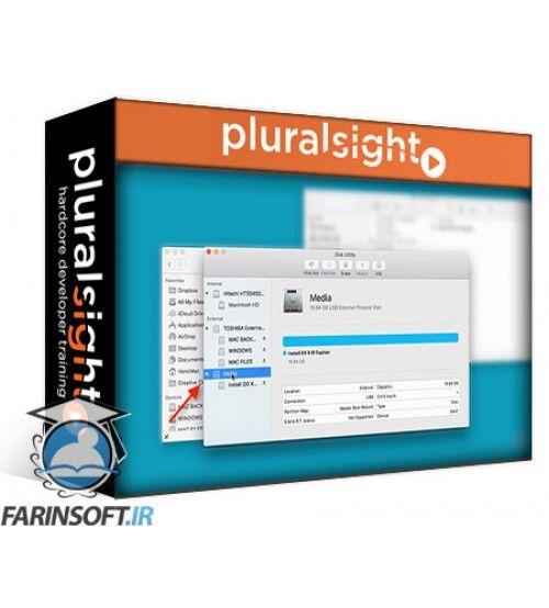 آموزش PluralSight Mac OS X Support: Installation and Configuration