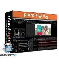آموزش PluralSight Using Live Text with After Effects and Premiere Pro
