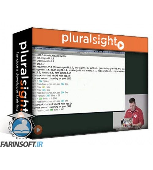 آموزش PluralSight Building Web Apps With Node.js