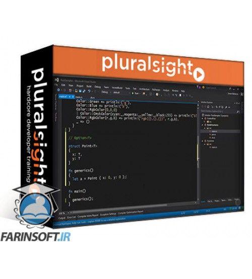آموزش PluralSight PluralSight Rust Fundamentals