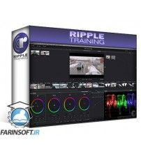 آموزش Ripple Training Editing & Finishing in DaVinci Resolve 12