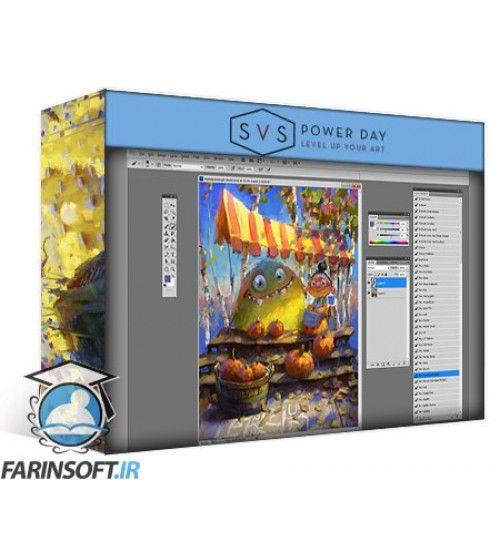 آموزش SVS SVS - Digital Painting 2