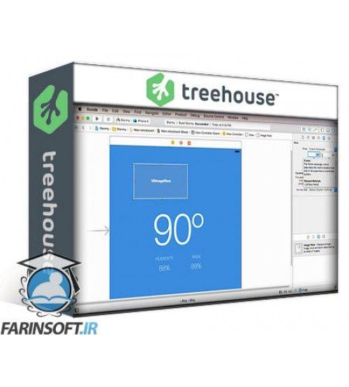 آموزش TeamTreeHouse Build a Weather App with Swift