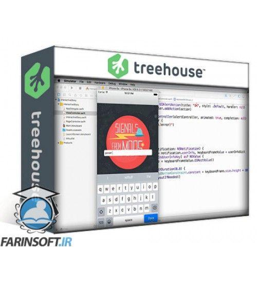 آموزش TeamTreeHouse Build an Interactive Story App with Swift 2