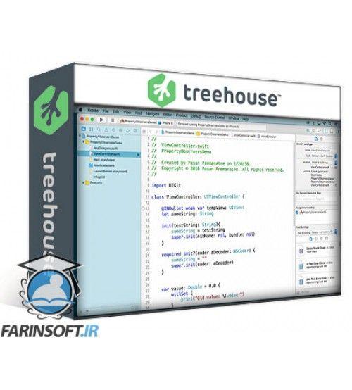 آموزش TeamTreeHouse Intermediate Swift 2