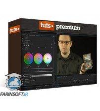 آموزش Tuts+ How to Color Correct Video With Adobe Premiere
