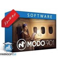 نرم افزار طراحی پیشرفته مدلهای ۳ بعدی The Foundry MODO 901 SP3