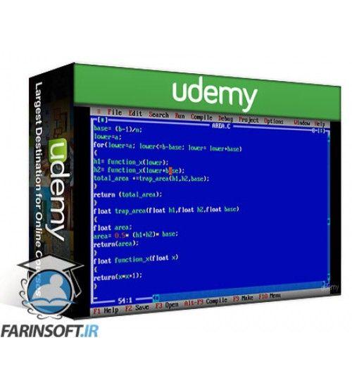 آموزش Udemy C Programming:The best approach to learn C Language